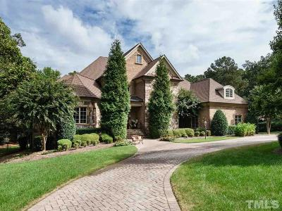 Raleigh Single Family Home For Sale: 1002 Lake Boone Trail