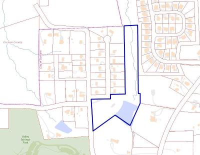 Durham County Residential Lots & Land For Sale: 4000 Forrestdale Drive