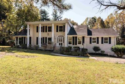 Mebane Single Family Home For Sale: 218 K Woodlawn Road