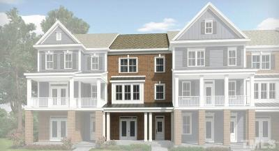 Holly Springs Townhouse Pending: 63 Skymont Drive