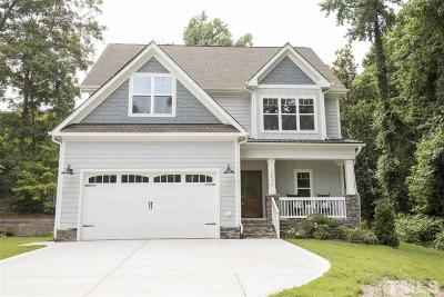 Raleigh Single Family Home For Sale: 2632 Bedford Avenue