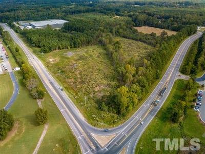 Granville County Commercial Lots & Land For Sale: 400 Oxford Loop Road