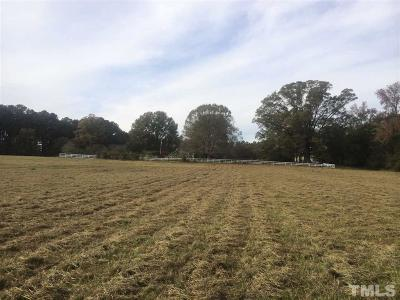 Chatham County Residential Lots & Land For Sale: 860 Farrington Point Road