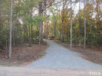 Chatham County Residential Lots & Land For Sale: Lots 1 and 2 S Us 15 501 Highway
