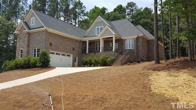 Garner Single Family Home For Sale: 117 Breckenridge Drive