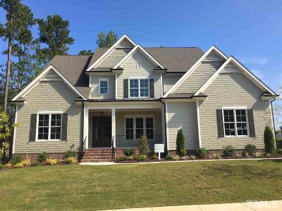 Cary Single Family Home For Sale: 7629 Ballard Hill Lane