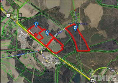 Johnston County Residential Lots & Land For Sale: 2642 Us 70 Highway