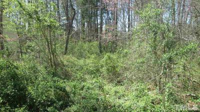 Creedmoor NC Residential Lots & Land Sold: $32,250