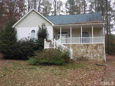 Louisburg Single Family Home Pending: 918 Sagamore Drive