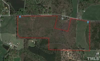 Orange County Residential Lots & Land For Sale: 3903 Little River Church Road