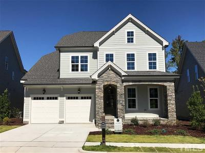 Briar Chapel Single Family Home For Sale: 490 Old Piedmont Circle #Lt1080