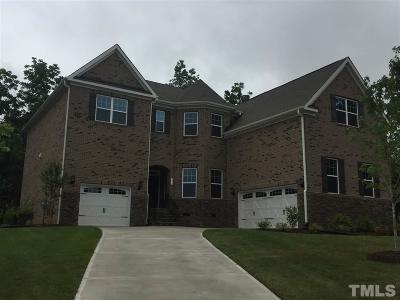 Cary Single Family Home Pending: 304 Lady Marian Court
