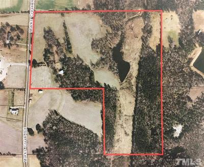 Knightdale Residential Lots & Land For Sale: Marks Creek Road