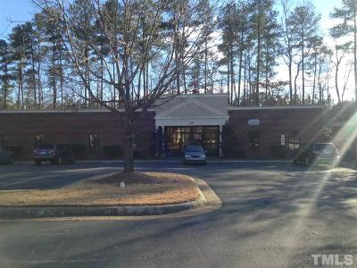 Wake Forest Commercial For Sale: 839 Wake Forest Business Park