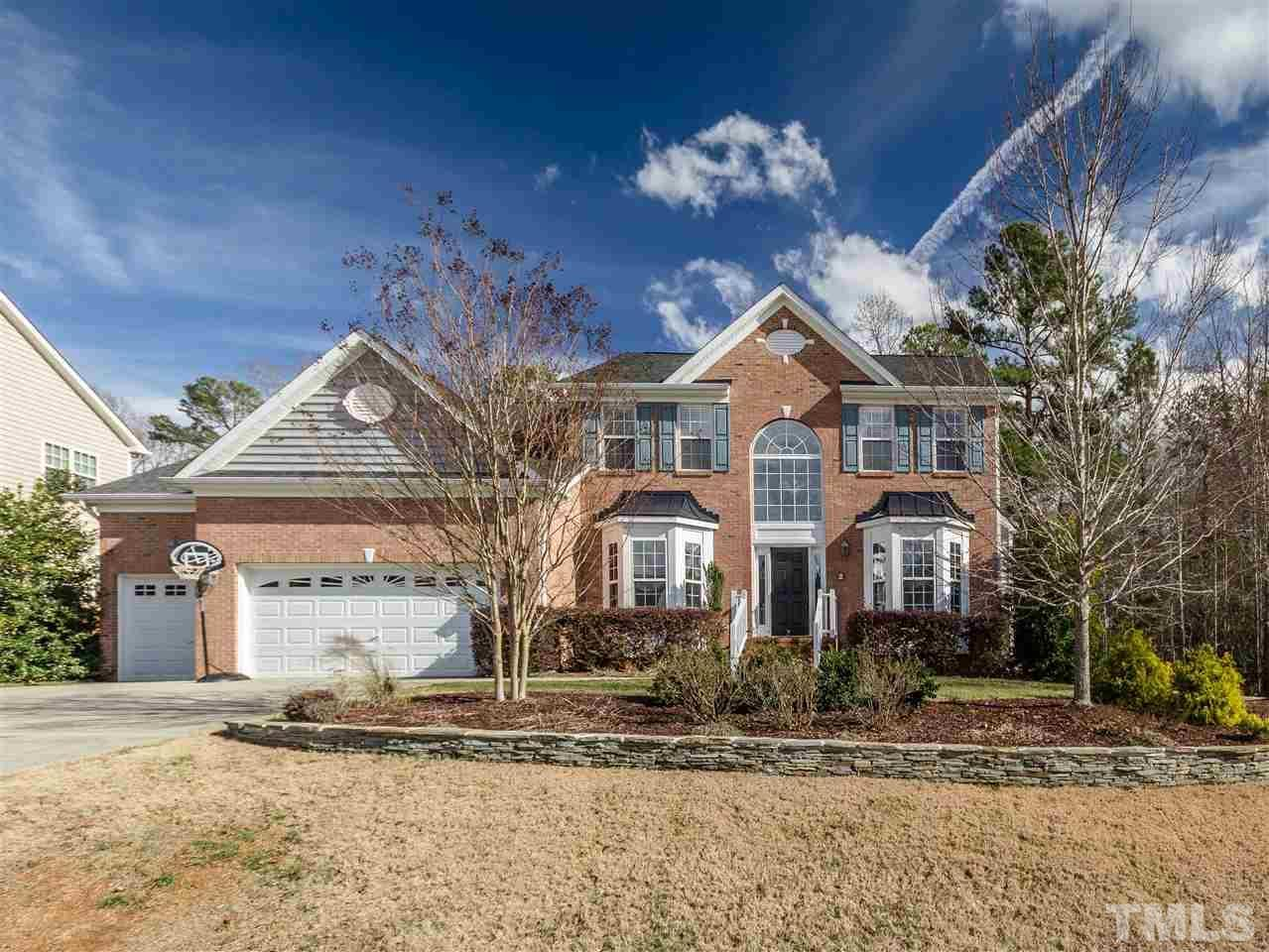 Homes For Sale Forester Lane Apex Nc