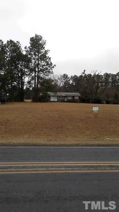 Wake County Residential Lots & Land For Sale: 4216 Whitfield Road