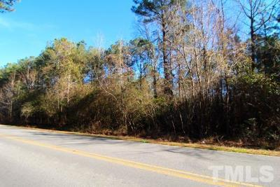 Johnston County Residential Lots & Land For Sale: Thunder Road