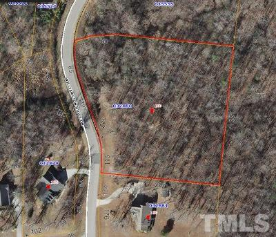 Residential Lots & Land For Sale: 160 Williamston Ridge Drive
