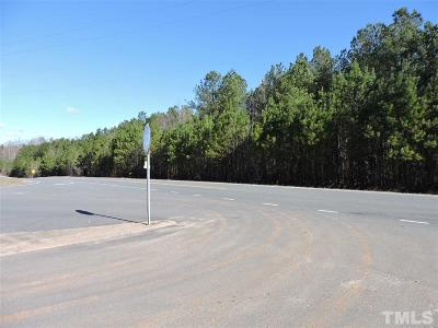 Franklin County Residential Lots & Land For Sale: Nc 39 Highway