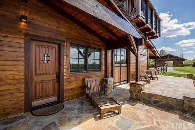 Alamance County Single Family Home For Sale: 1021 Altamahaw Union Ridge