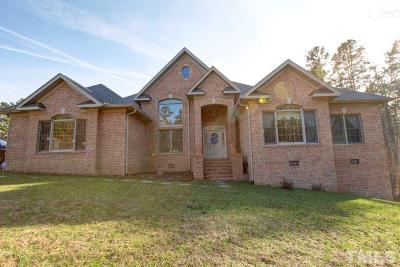 Single Family Home For Sale: 625 Sandie Point Drive