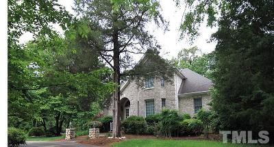 Durham Single Family Home For Sale: 1703 Faison Road