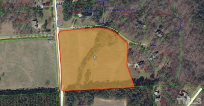 Johnston County Residential Lots & Land For Sale: 3300 River Oaks Drive