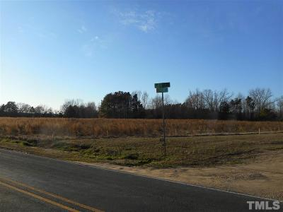 Zebulon Residential Lots & Land For Sale: Fowler Road