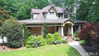 Franklinton Single Family Home For Sale: 176 Juniper Trail