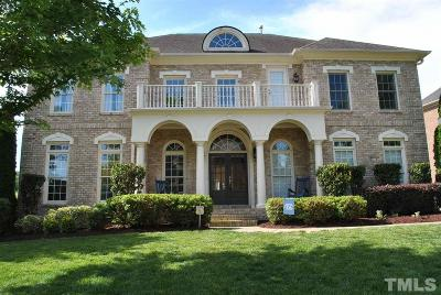 Raleigh Single Family Home For Sale: 2012 Lowery Farm Lane