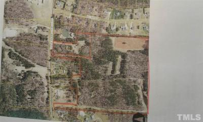 Orange County Residential Lots & Land For Sale: Little River Church Road