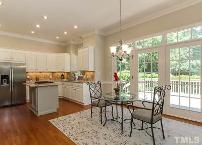 Raleigh Single Family Home For Sale: 1024 Bearglades Lane