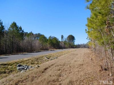 Durham County Residential Lots & Land Contingent: 657 S Miami Boulevard