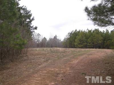Bear Creek Residential Lots & Land For Sale: 38 acres Rosser Road