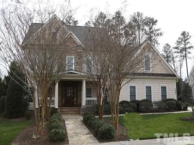 Cary Single Family Home For Sale: 1099 Weycroft Avenue