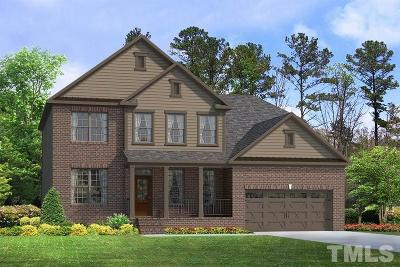 Cary Single Family Home Pending: 213 Patterson Court #BC 15
