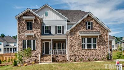 Cary Single Family Home For Sale: 341 Bridle Boast Road #33
