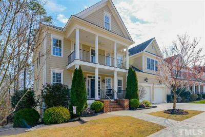 Cary Park Single Family Home Contingent: 206 Brookbank Hill Place