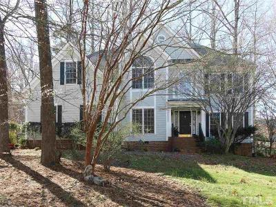 Chapel Hill Single Family Home For Sale: 106 Garden Gate Drive