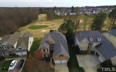 Wake County Single Family Home For Sale: 9152 Palm Bay Circle