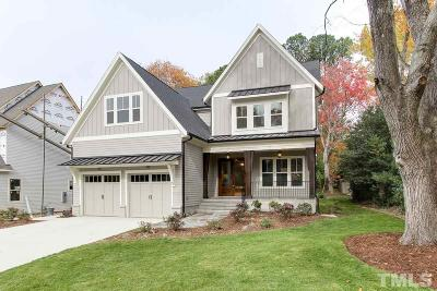 North Hills Single Family Home For Sale: 622 Manchester Drive