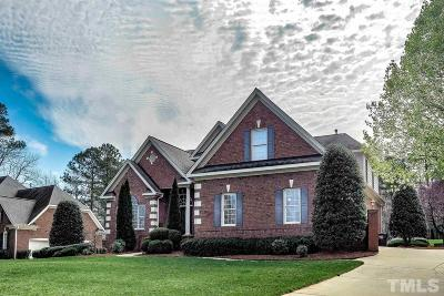 Raleigh Single Family Home For Sale: 1313 Ballyclare Court