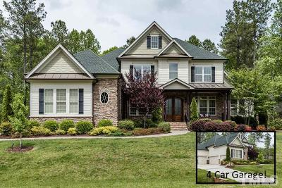 Wake Forest Single Family Home For Sale: 7613 Summer Pines Way