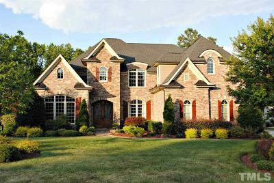 Cary Single Family Home Contingent: 7041 Copperleaf Place