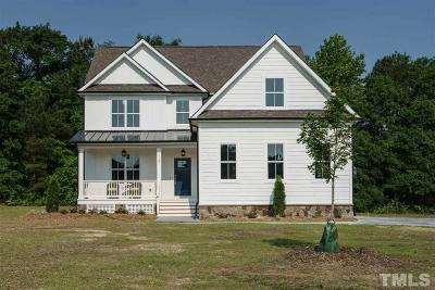 Holly Springs Single Family Home Contingent: 5180 Old Powell Road