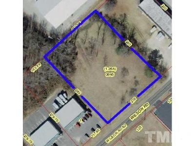 Lee County Commercial Lots & Land For Sale: 308 Wilson Road