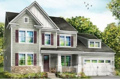 Raleigh Single Family Home Pending: 1616 Yates Wheel Way