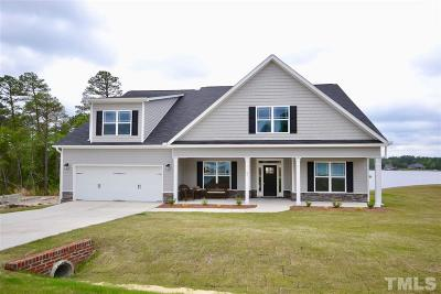 Harnett County Single Family Home For Sale: 87 Summer Creek Lane