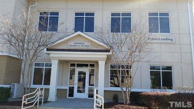 Cary Commercial For Sale: 135 Parkway Office Court