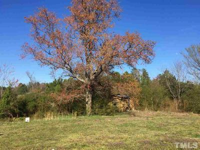 Wake County Residential Lots & Land Contingent: 3535 & 3537 Forestville Road